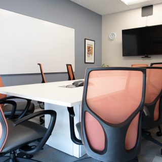 Office Space Conference Room Rental in Cedar Rapids Iowa