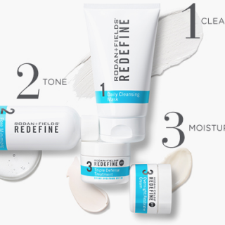 Rodan & Fields Redefine Regimen