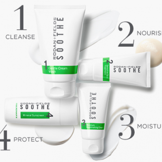 Soothe Skincare Products for Sensitive Skin Rodan & Fields