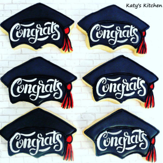 Graduation Cookies Cedar Rapids Iowa