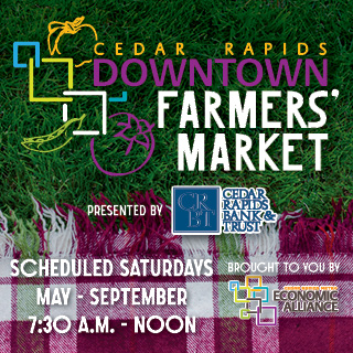 Cedar Rapids Downtown Farmers Market