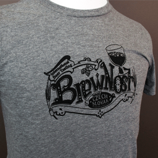 BrewNost T-Shirt Cedar Rapids National Czech & Slovak Museum