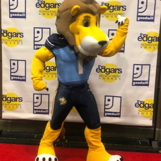 Leo Lion Cedar Rapids River Kings Mascot Appearance Request