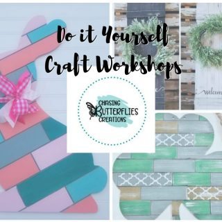 DIY Craft Workshops Chasing Butterflies Creations in Marion Iowa