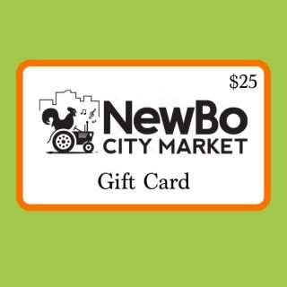 NewBo City Market Gift Card