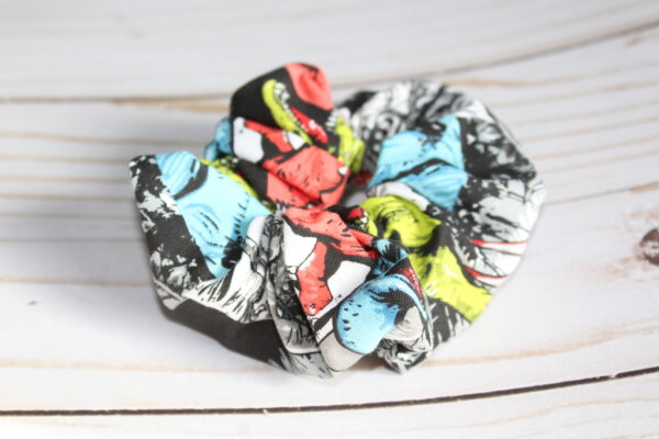 photo of dino scrunchie, Made by Molly, Cedar Rapids Shop Where I Live